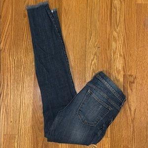 Vintage Ripped skinny jeans